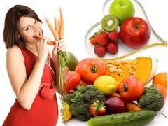 bo sung sat khi mang thai