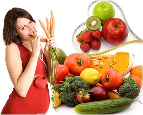 Ăn gì để bổ sung sắt khi mang thai? 1