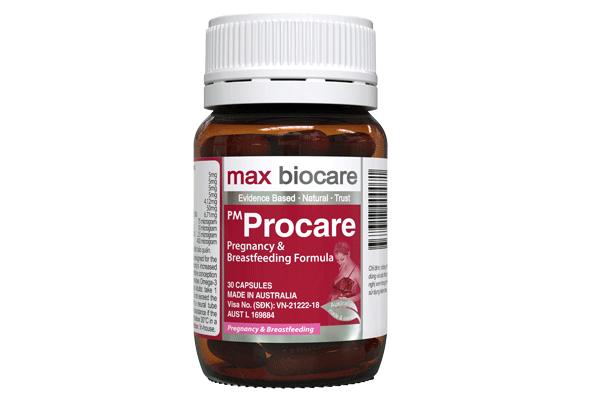 Bổ sung vitamin tổng hợp cho bà bầu 1