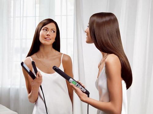 Có nên ép tóc, nhuộm tóc trước khi mang thai?