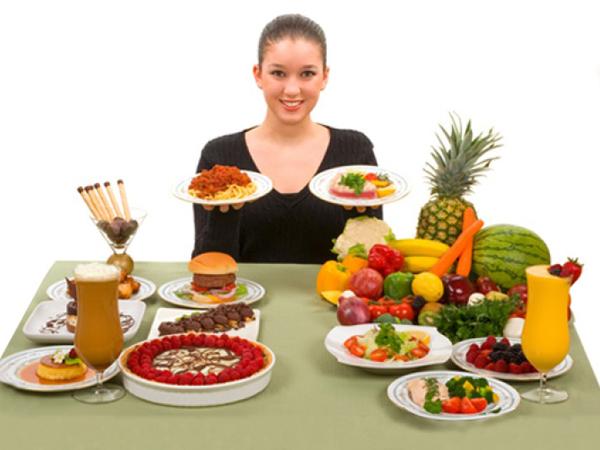 Ăn gì tốt cho cả bà bầu và thai nhi? 1