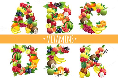 10, Các loại vitamin cho bà bầu 1