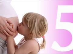 nhung luu y khi mang thai thang thu 5
