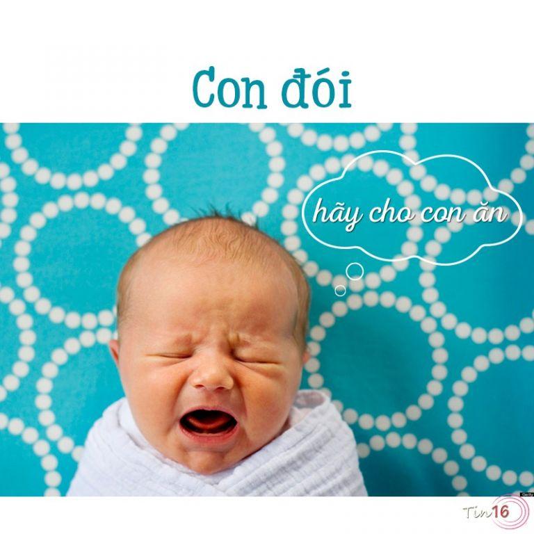 Các nguyên nhân khiến trẻ quấy khóc và cách xử trí