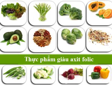 Bổ sung Acid folic đúng cách cho phụ nữ chuẩn bị mang thai, mang thai Việt Nam