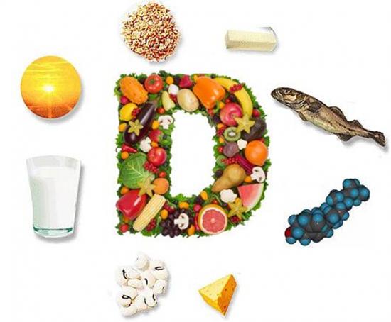Mẹ bầu bổ sung Vitamin D chống còi xương cho trẻ 1