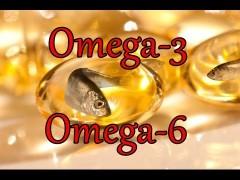 omega 3-omega 6