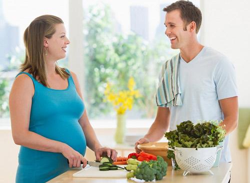 Cách chăm sóc sức khỏe cho bà bầu trong suốt thai kỳ 1