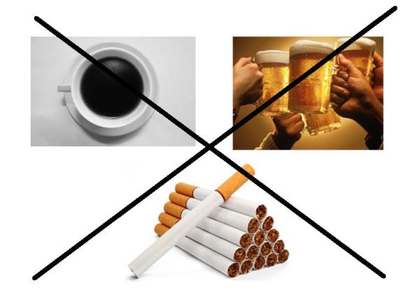 Thực phẩm nên tránh khi mang thai 1