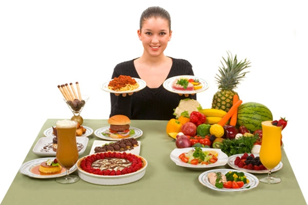 Cần ăn uống gì trước khi mang thai? 1
