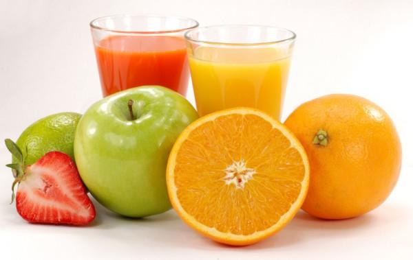 Các loại sinh tố hoa quả 1