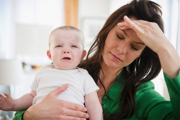 Trầm cảm sau sinh - Hiểm họa khôn lường cho cả mẹ và con 1