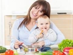 Chế độ dinh dưỡng của mẹ cho con bú