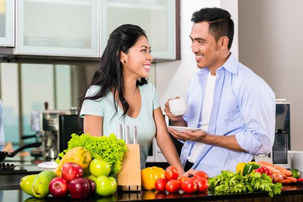 Bố nên ăn gì để sinh con khỏe mạnh?