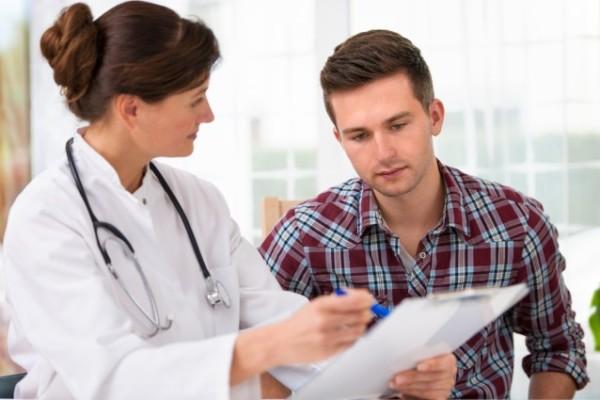 Thăm khám sức khỏe sinh sản nam giới khi dự định có con 1
