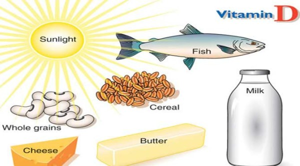 4. Vitamin D 1