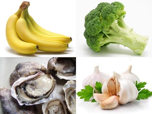 Ăn gì để tinh trùng khỏe dễ thụ thai 1
