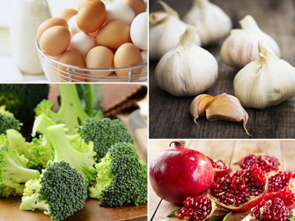 Tinh trùng yếu nên ăn gì? 1