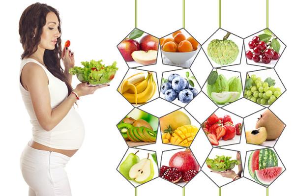 3. Dinh dưỡng khi mang thai 1