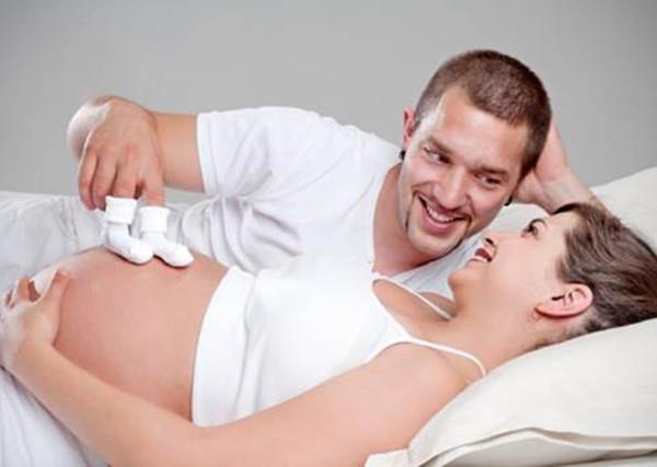 Kinh nghiệm chăm sóc vợ bầu cho ông chồng đảm 1