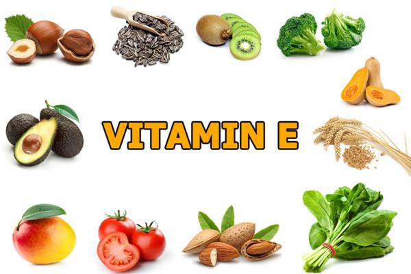 Thực phẩm chứa vitamin E 1