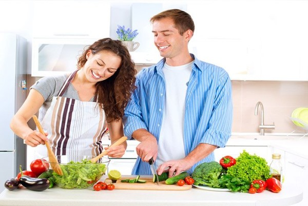Vợ chồng hiếm muộn nên ăn gì để dễ thụ thai 1