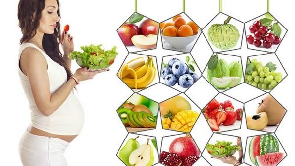 Vợ mang thai nên ăn gì