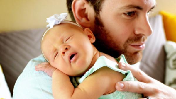 Bí quyết để trở thành người cha tuyệt vời 1
