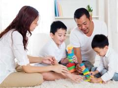 Bố có thể làm gì để cùng mẹ nuôi dạy con?