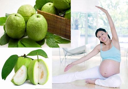 Bà bầu ăn ổi có tốt không: Tác dụng của ổi với bà bầu và thai nhi 1