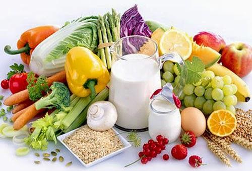 3. Chế độ ăn uống lành mạnh 1