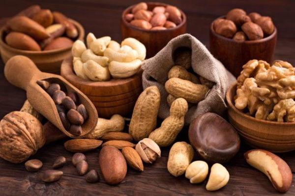 Các loại hạt giàu canxi thai phụ cần bổ sung 1