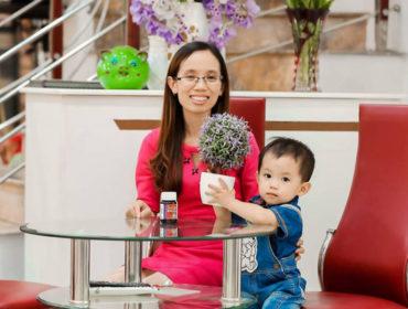 Mẹ Ánh Nguyễn chia sẻ kinh nghiệm bổ sung dưỡng chất từ lớp tiền sản
