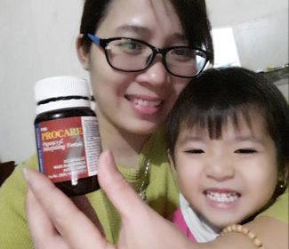 Nhờ sản phẩm này mà mình và con đều có sức khỏe tốt trong suốt thai kì